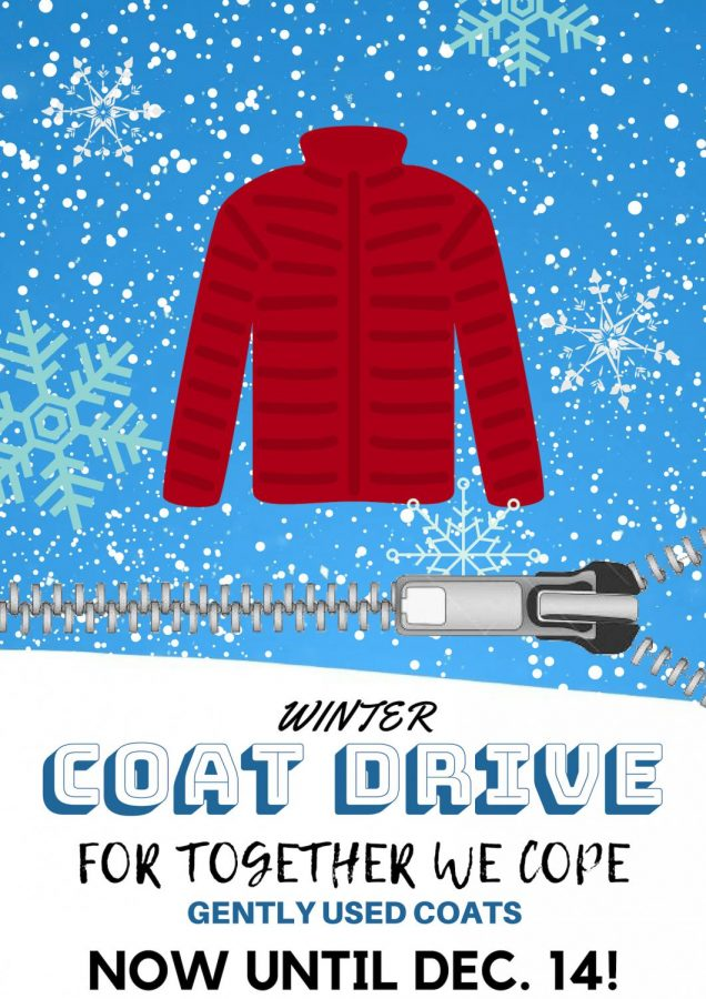 Donate to The Winter Coat Drive!