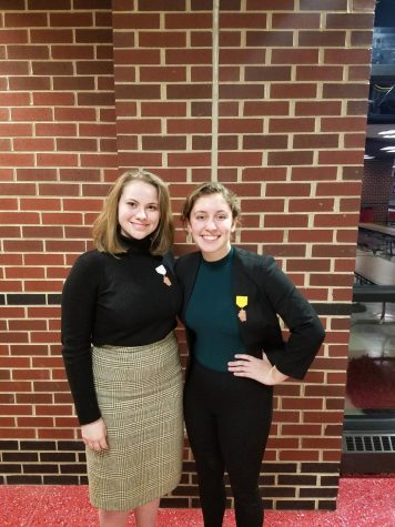 Gangolf and Gatto advance to Speech Sectionals