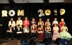 Prom Fashion Show is Styling