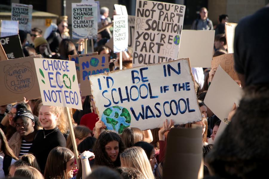 Students (Around the World) on Strike