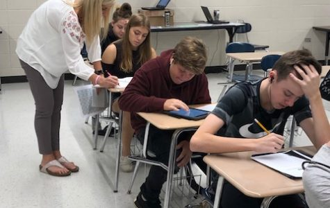 Freshman Learning Center Puts Students First