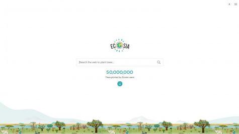 Ecosia Versus Google