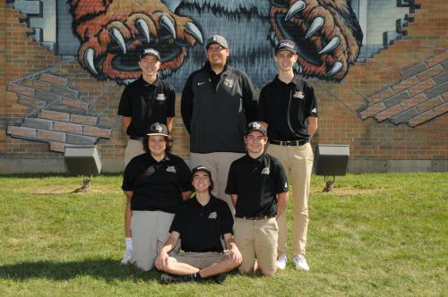 Boys' Golf Ends Its Season's Journey