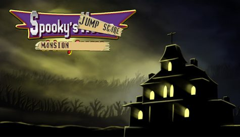 Spooky's Jumpscare Mansion leads to three fun endings