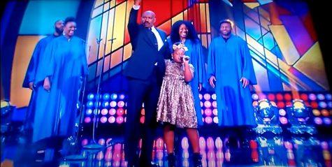 Local Singing Talent Encourages Big Dreams